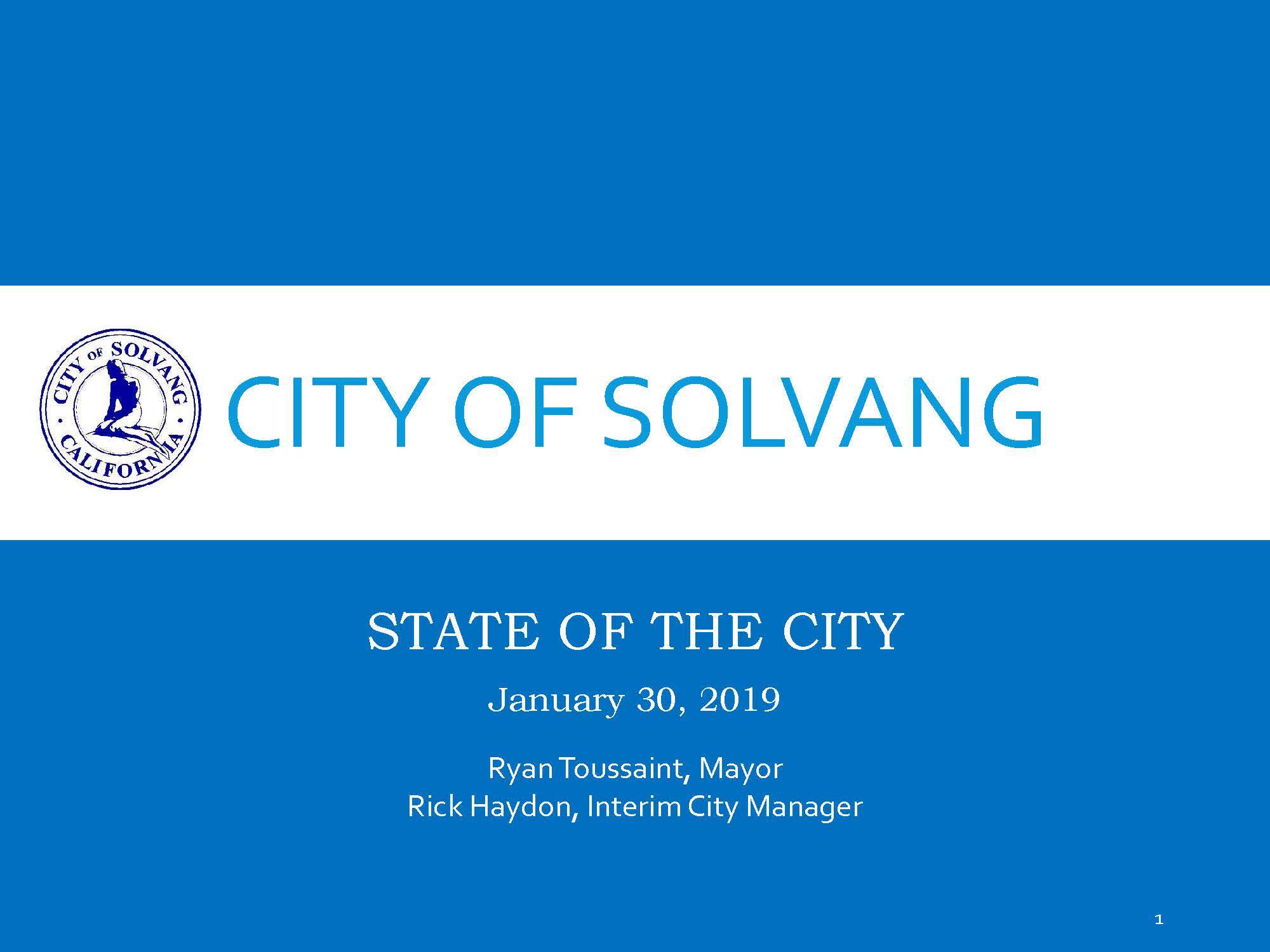 2019 State of the City pic