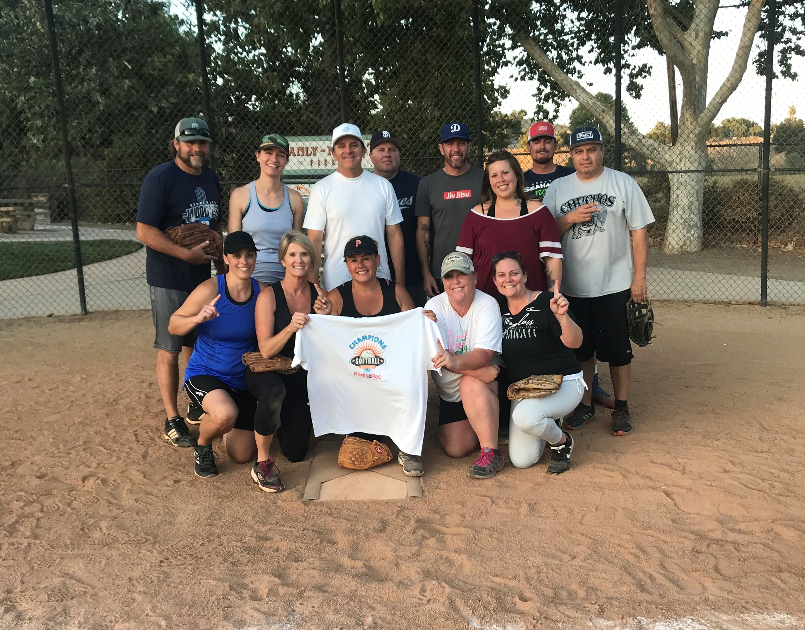 coed softball 2019