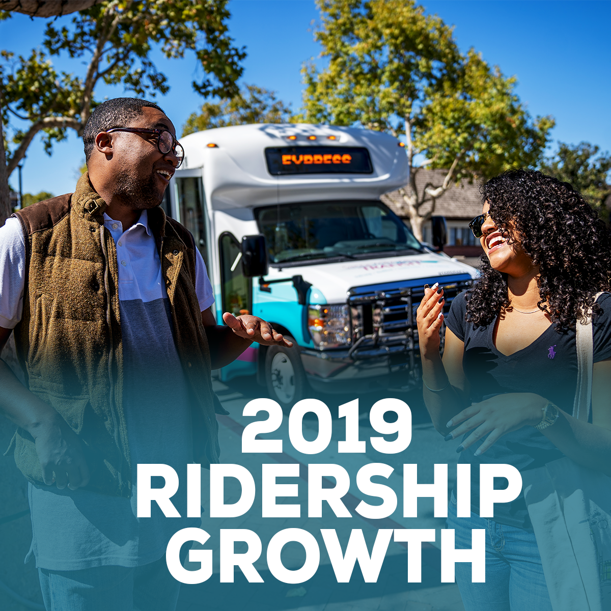 Newsletter graphic_March 2019 ridership growth